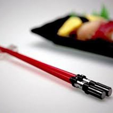 Star Wars Lightsaber Chopstick