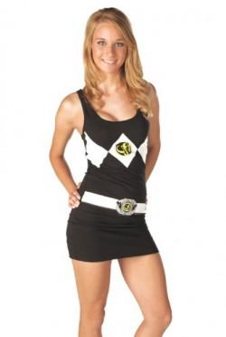 Power Ranger Dress