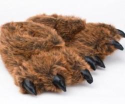 bear-feet-slippers