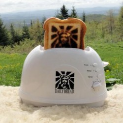 Toaster Jesus