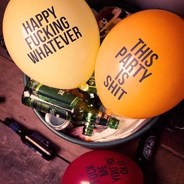 Abusive Ballons