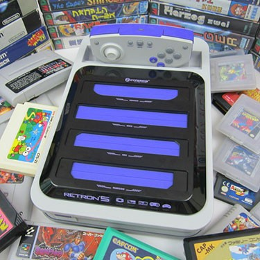 Retron5 Gaming System