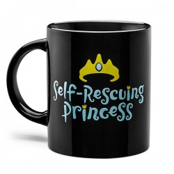 self_rescuing_princess_mug