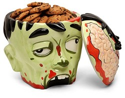 zombie cookie head